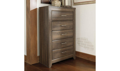 Jaxson Five Drawer Chest-Jennifer Furniture