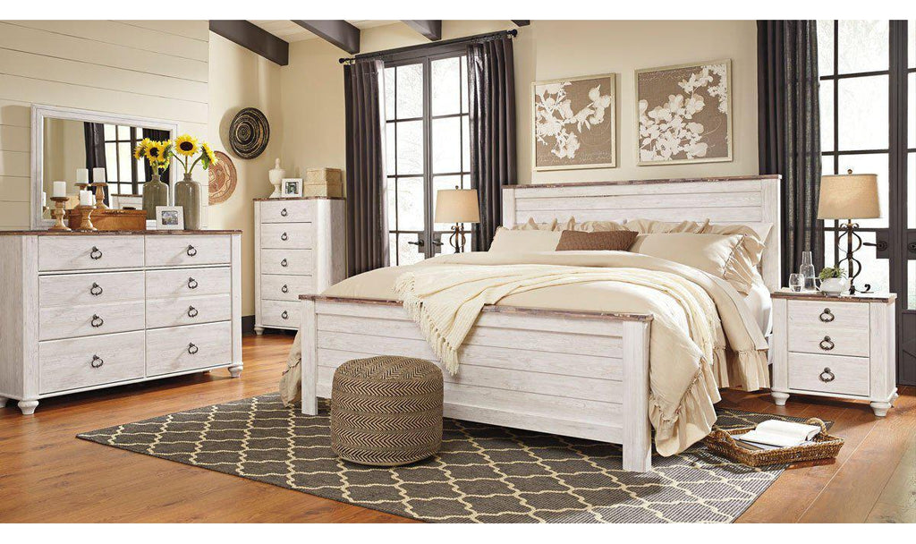Willowton Dresser-Jennifer Furniture
