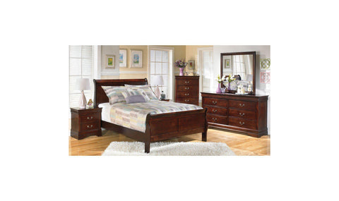Highline Panel Bedroom Set
