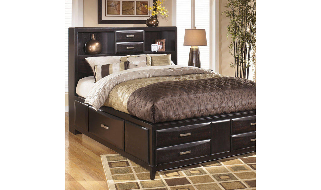 Kirk Storage Bed-Jennifer Furniture