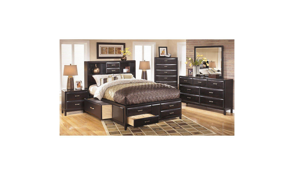 Kirk Storage Bedroom Set-Jennifer Furniture