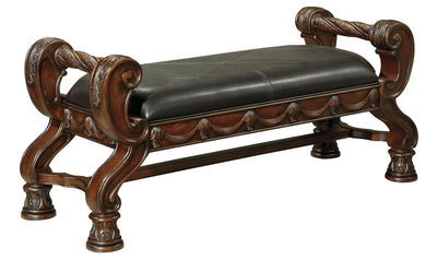 North Shore Bedroom Bench-Jennifer Furniture