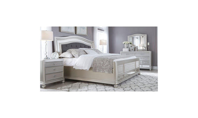 Sparkle Bedroom Set-Jennifer Furniture