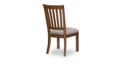 Oxford Place Slat Back Side Chair-side chairs-Legacy Classic Furniture-Jennifer Furniture