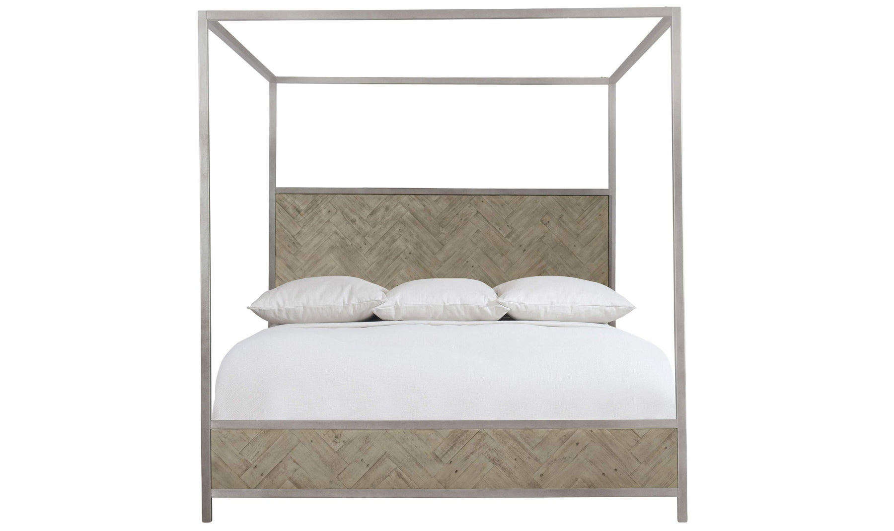 Milo Canopy King Bedroom Set Jennifer Furniture