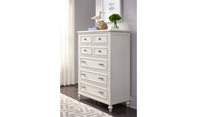 Lake House Drawer Chest-chests-Legacy Classic Furniture-Jennifer Furniture