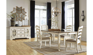 Realyn Dining Set-Jennifer Furniture