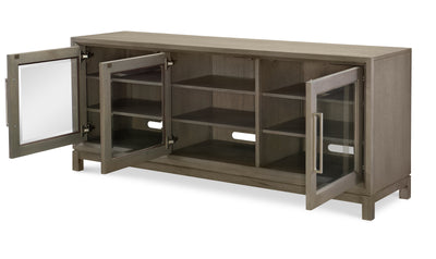 Highline Entertainment Console-tv units-Legacy Classic Furniture-Jennifer Furniture