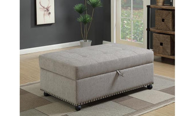 Emma Ottoman Sofabed Sleeper-ottomans-Coaster-Jennifer Furniture