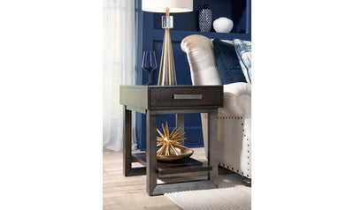 Paldao End Table-end tables-Legacy Classic Furniture-Jennifer Furniture