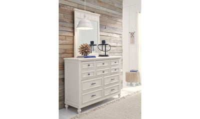 Lake House Bureau-chests-Legacy Classic Furniture-Jennifer Furniture