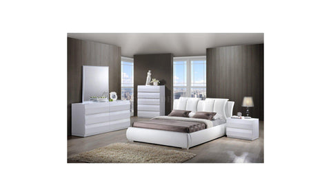 Summer House I Queen Panel Bed