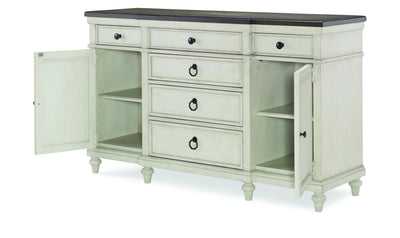 Brookhaven Buffet-buffets-Legacy Classic Furniture-Jennifer Furniture