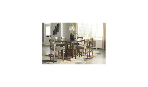 Kateri Trestle Table Dining Set