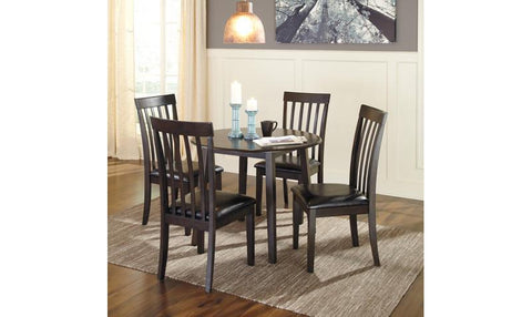 Terrace Wood Dining Table Set