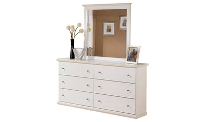 Maribel Dresser and Mirror-Jennifer Furniture