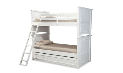 Madison Complete Twin over Twin Bunk Bed-beds-Legacy Classic Furniture-Jennifer Furniture