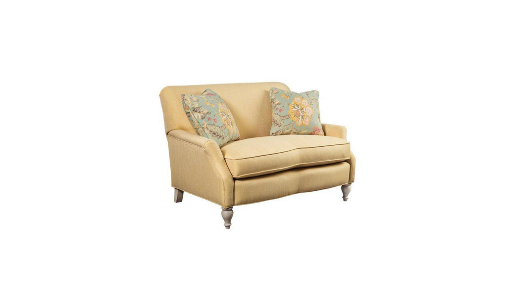 Lydia Settee-Sofas-Jennifer Furniture
