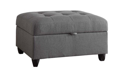 Ruhtra Storage Ottoman-Jennifer Furniture