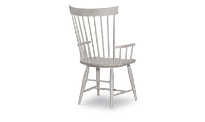 Belhaven Windsor Arm Chair-arm chairs-Legacy Classic Furniture-Jennifer Furniture
