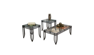 Exeter Coffee Table Set-Jennifer Furniture