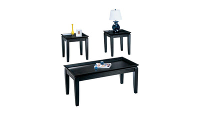 Delormy Coffee Table Set-Jennifer Furniture