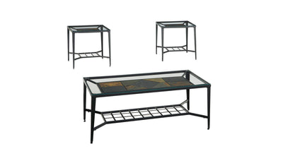 Calder Coffee Table Set-Jennifer Furniture