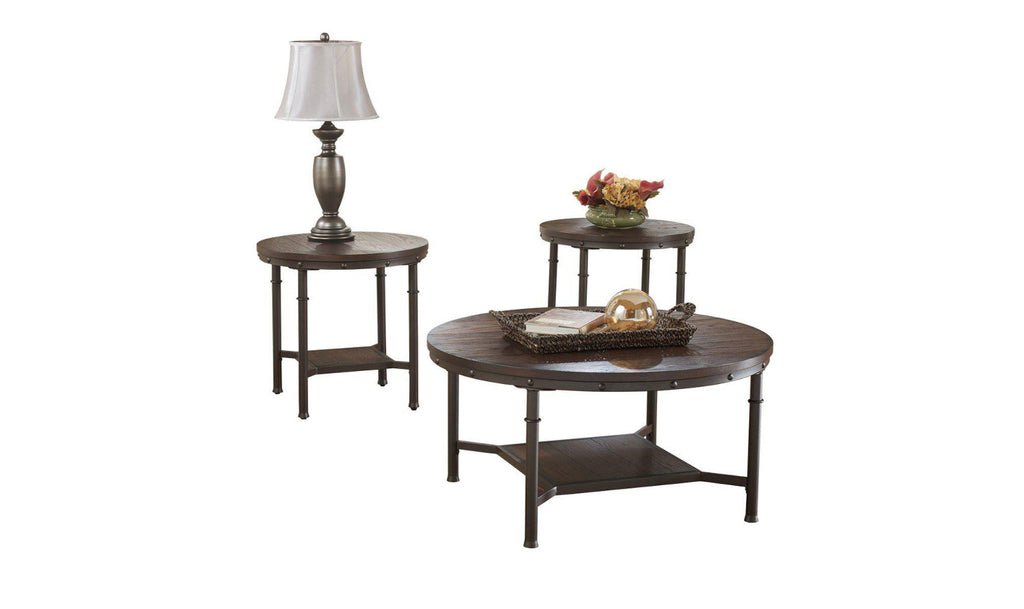Sandling Coffee Table Set