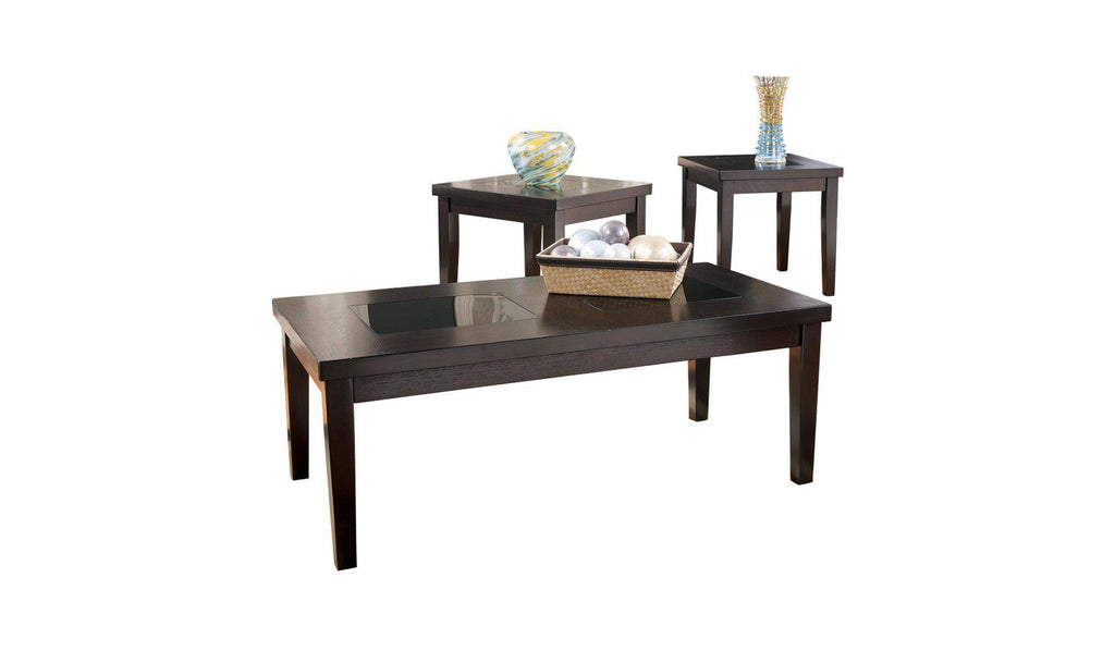 Denja 3-Piece Table Set-Jennifer Furniture