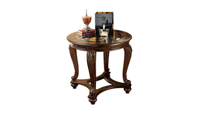 Norcastle End Table-Jennifer Furniture