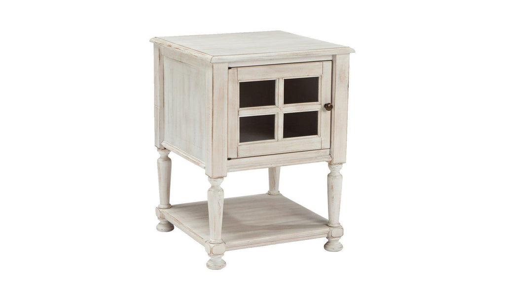 Cottage Accents End Table-Jennifer Furniture