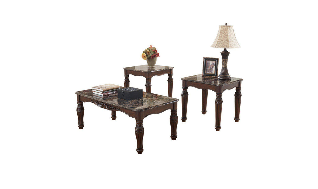 North Shore Coffee Table Set Jennifer Furniture