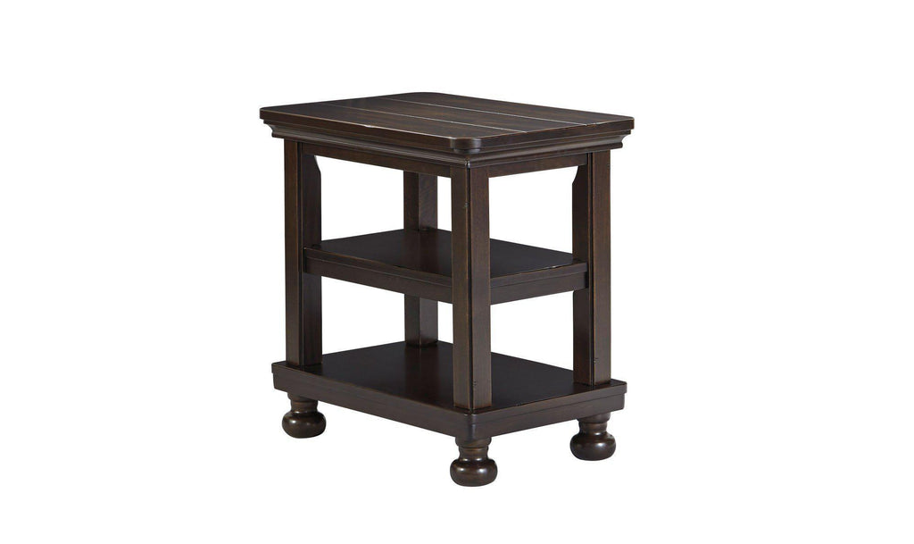 Tellbane Chairside End Table
