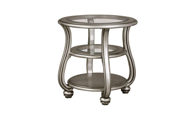 Coralayne End Table-Jennifer Furniture