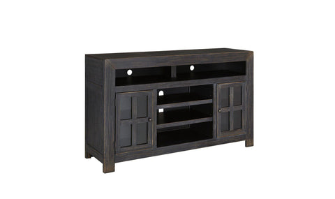 Coastal White TV Stand
