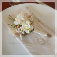Pin Corsage - Woodland Moss Collection - Keepsake