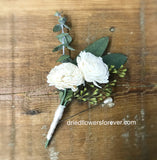 Dried & Preserved Flower Bouquet - Royal Wedding Collection