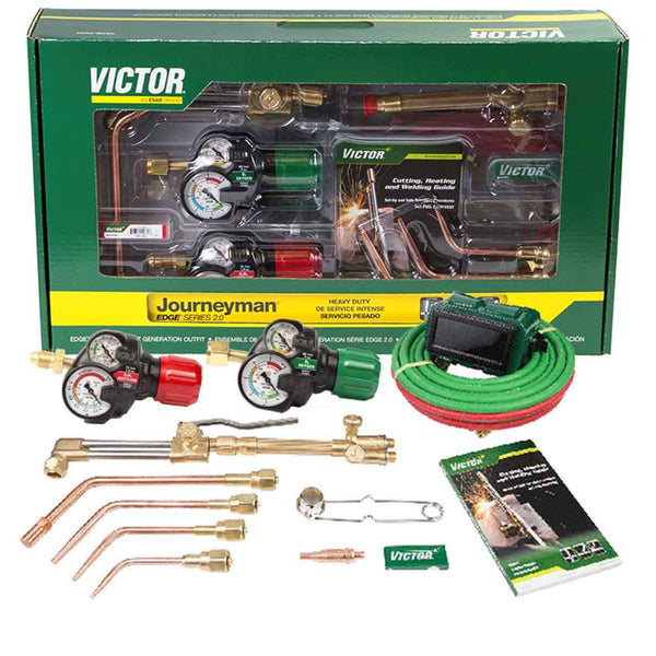 TurboTorch - Victor Journeyman Edge 2.0 540/510, Plus Outfit - 0384-2101