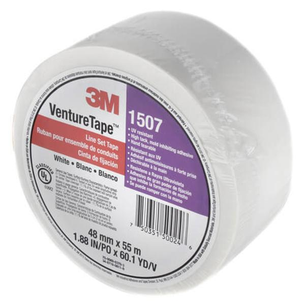"3M - Line Set Tape, White (2"" x 180') - 1507-W"