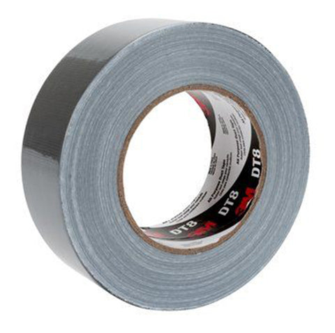 "3M - All Purpose Duct Tape, Silver (2"" x 180') - DT8-S"