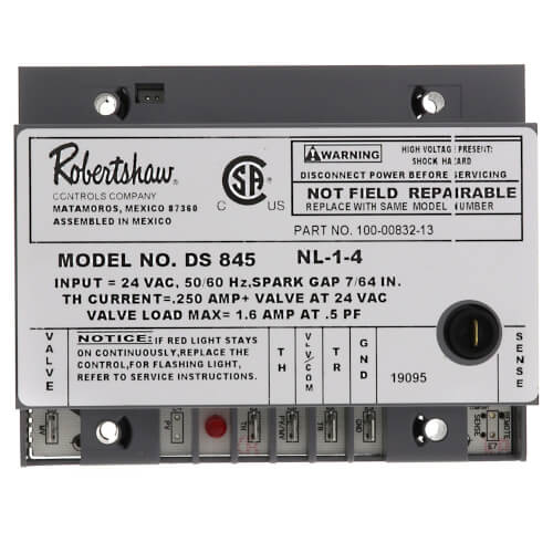 Robertshaw - Direct Spark Ignition Control - 780-502