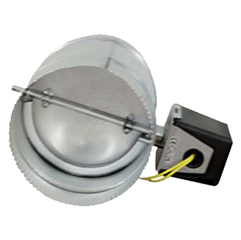 "Acme Miami - 9500 Series Round Damper (PO/PC), 10"" Dia - 95810"