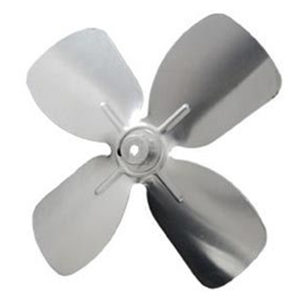 "Acme Miami - 6"" Aluminum Fan Blade, CW, 1/4"" Bore-Hub - 30604"