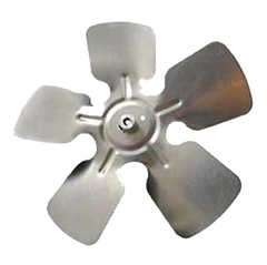"Acme Miami - 8"" Aluminum Fan Blade, CW, Hubless - 3806"