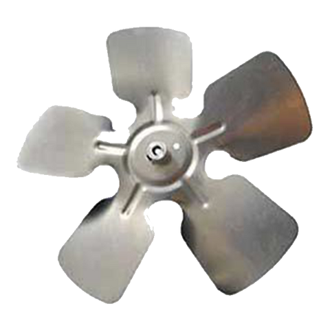 "Acme Miami - 7"" Aluminum Fan Blade, CCW Hubless - 3716-31"
