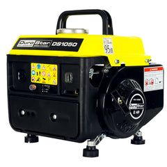 DuroStar - 1050W 2 HP Air Cooled Gas Powered Portable Generator - DS1050