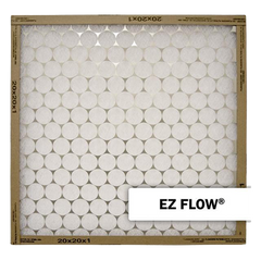 "Flanders - EZ Flow, One Sided Metal - 20"" x 25"" x 1"" - MERV 4"