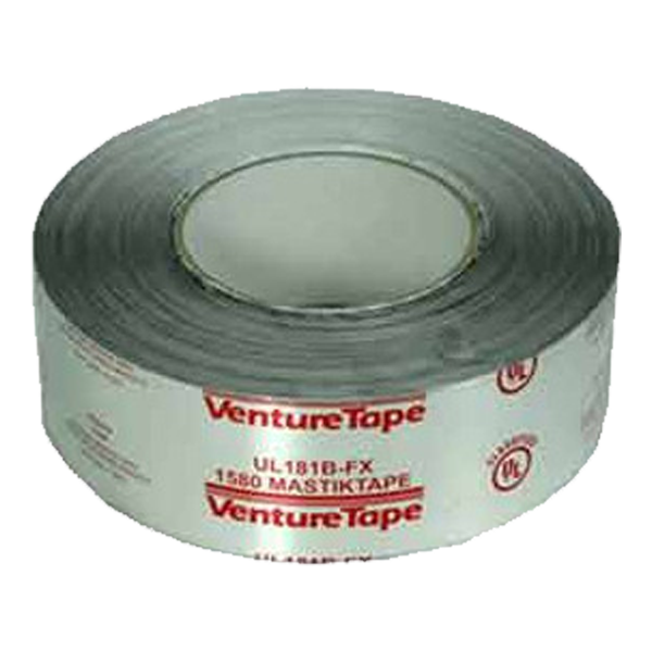 "3M - Duct Joint Sealing Mastik Tape, Printed (3"" x 100') - 1580-P-3"