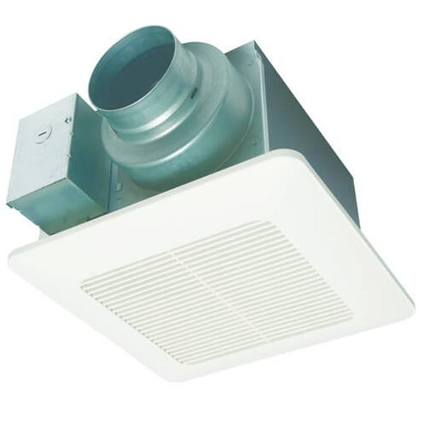 Panasonic - WhisperCeiling DC 50/80/110 CFM Ceiling Ventilation Fan - FV-0511VQ1