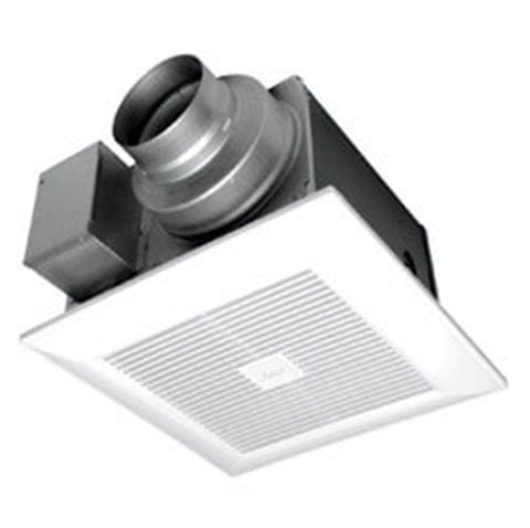 Panasonic - WhisperGreen Select Single Speed Ceiling Ventilation Fan (110-130-150 CFM) - FV-11-15VK1